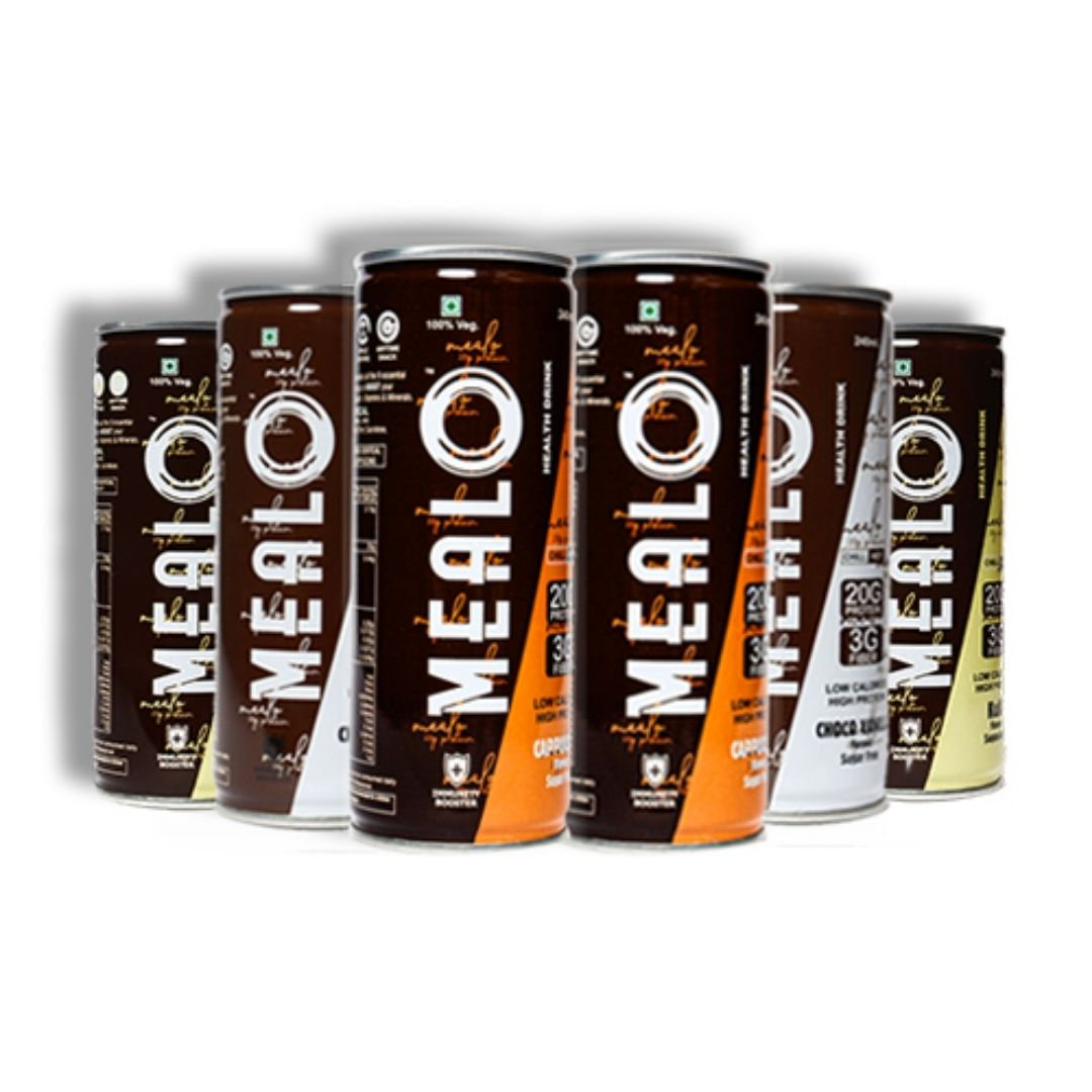 Mealo Health Drink Pack of 6