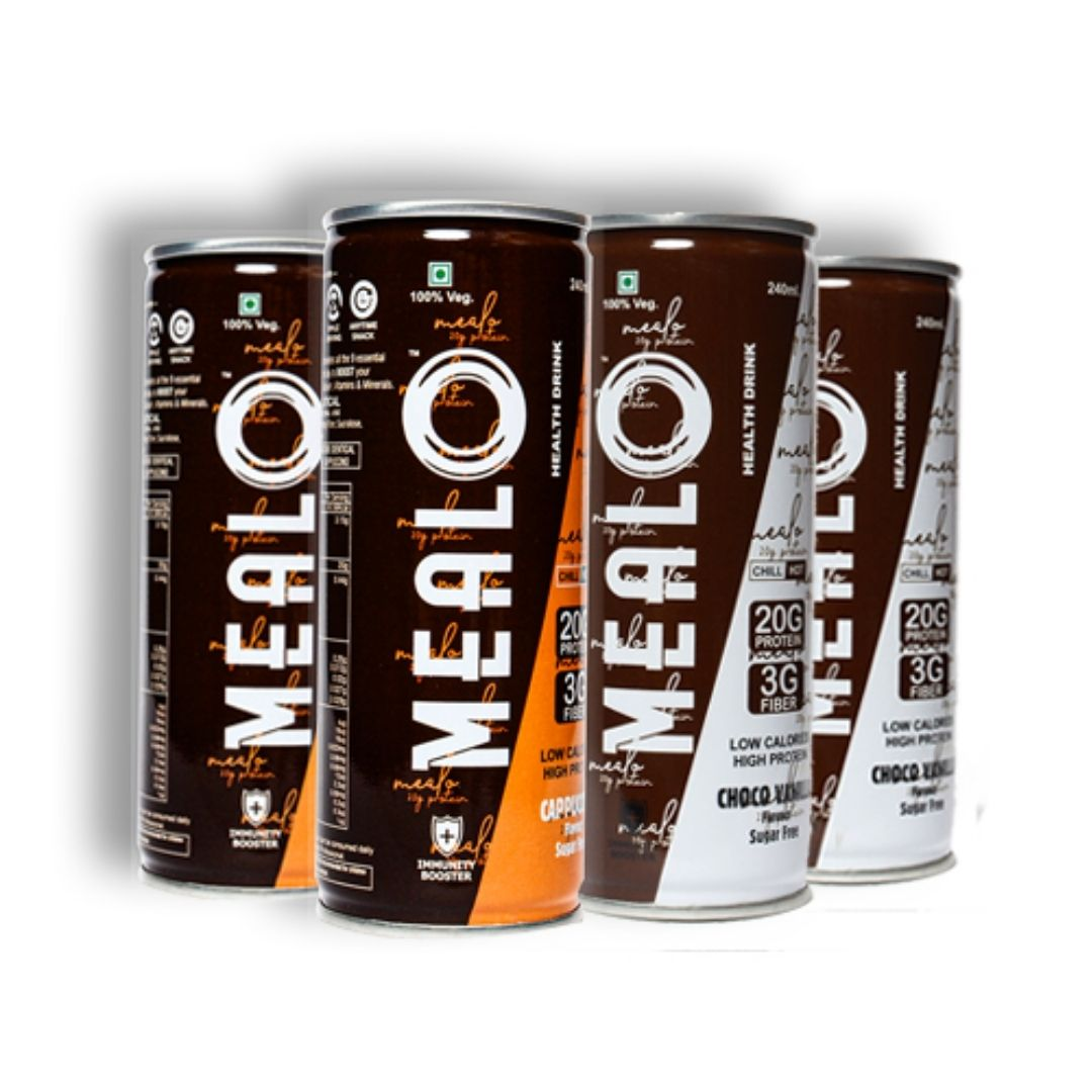 Mealo Health Drink Pack of 4